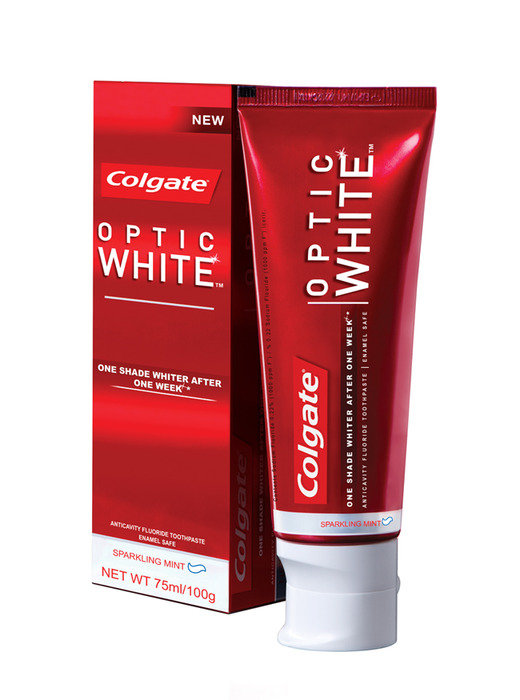Colgate Optic White Toothpaste 160g