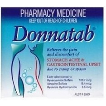 Donnatab Tablets  25s