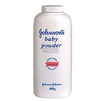 Johnson & Johnson Baby Pdr     600G