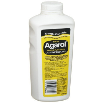 Agarol Vanilla Liquid 500ml