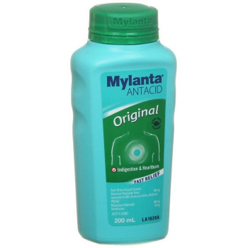 Mylanta Original 200Ml