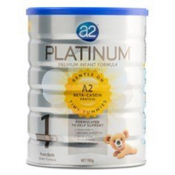 a2 Platinum Premium Infant Formula Step 1 900g