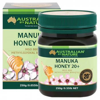 Australian by Nature Manuka Honey (20+) 250g