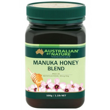 Australian by Nature Manuka Honey (Manuka Blend) 500g