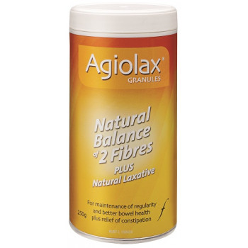 Agiolax Granules by Flordis 250g