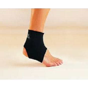 Bio Magnetic Ankle Support Black
