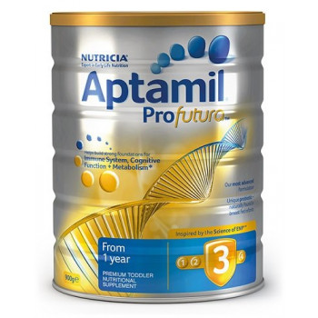 Aptamil Profutura 3 Toddler Nutritional Supplement 900g