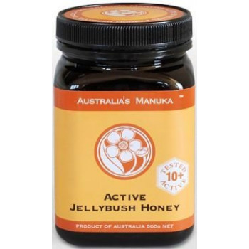 Australia's Manuka Honey Active Jellybush 10+ ULF 250g