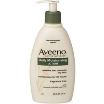 AVEENO DAILY MOISTURISING LOTION 354 ML PUMP