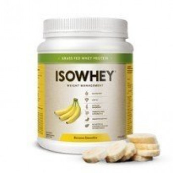 Isowhey Banana Smoothie 672g (21 Serves)