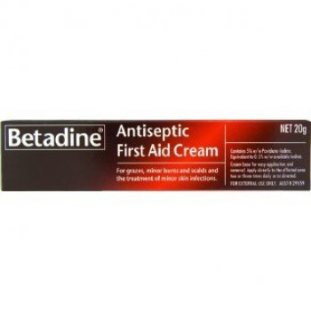 Betadine First Aid Cream 20g