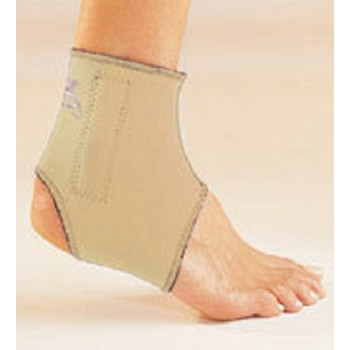 Bio Magnetic Ankle Support Skin Tone