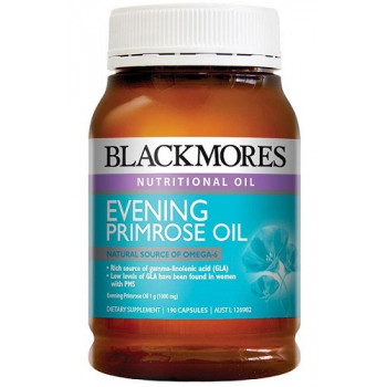 Blackmores Evening Primrose Oil 1000Mg Capx190