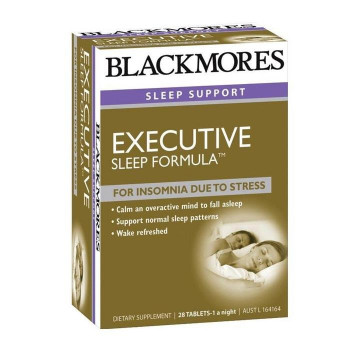 Blackmores Executive Sleep Formula 28 Tabs