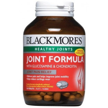 Blackmores Joint Formula Glucosamine and Chondroitin x 120 Tablets
