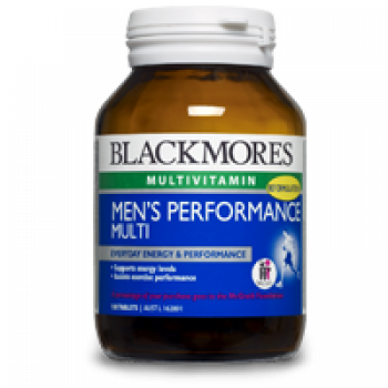 Blackmores Men's Performance Multi 100 Tabs