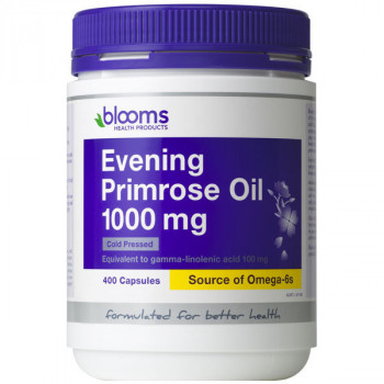 Blooms Evening Primrose Oil 400Caps