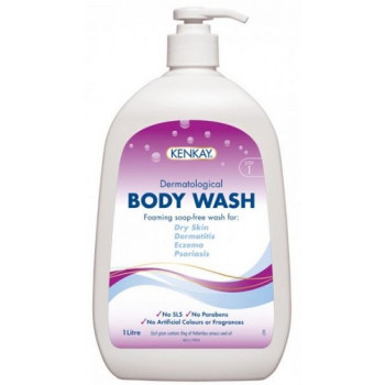 Kenkay Dermatological Body Wash 1L