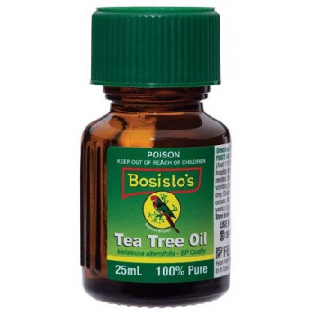 Bosistos Tea Tree Oil 25mL