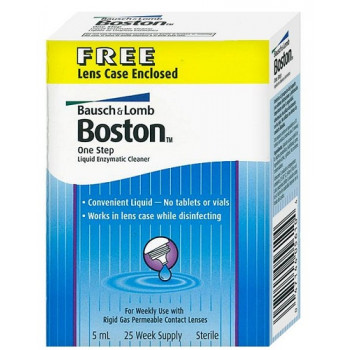 Boston One Step Liquid Enzymatic Cleaner 5mL