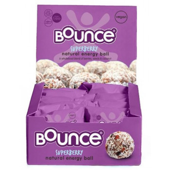 Bounce Superberry Energy Balls 12x40g
