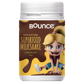 Bounce Superfood Milkshake 250g - Chocolate