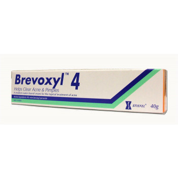 Brevoxyl Cream 40Gm