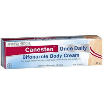 Canesten Once Daily Body Cream 30g