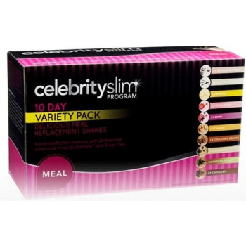 Celebrity Slim 10 Day Variety Pack