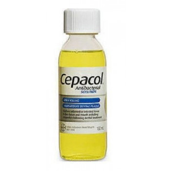 Cepacol Solution 150Ml