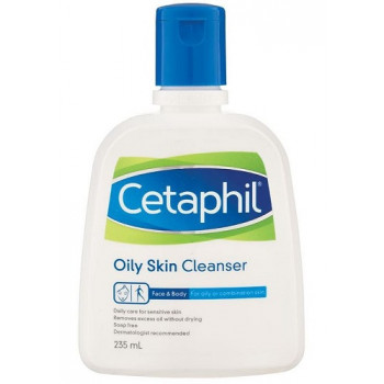 Cetaphil Oily Skin Cleanser 235 ML