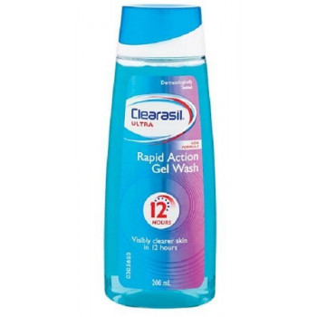 Clearasil Ultra Rapid Gel Wash 200ml