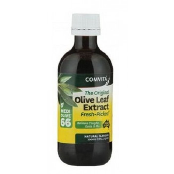Comvita Olive Leaf Extract Natural Flavour 200ml