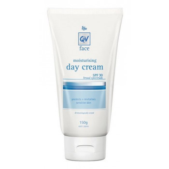 Ego QV Face Moisturising Day Cream SPF30 150g