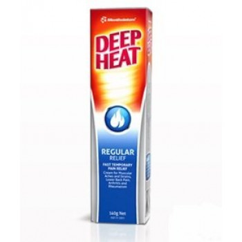 Deep Heat Regular Relief 140g