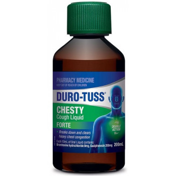 Duro-Tuss Chesty Cough Liquid Forte 200mL