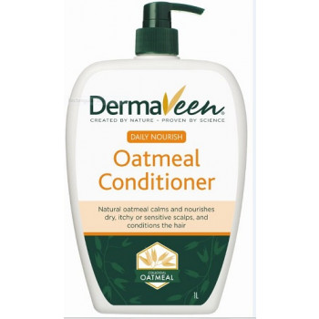 DermaVeen Daily Nourish Oatmeal Conditioner 1L