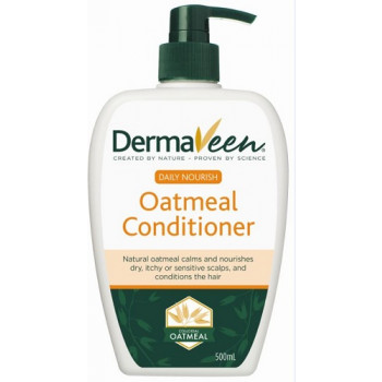 DermaVeen Daily Nourish Oatmeal Conditioner 500ML