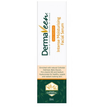 DermaVeen Intense Moisturising Facial Serum 30ml