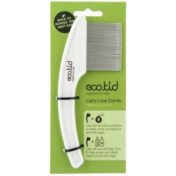 Eco Kid Larry Lice Comb Metal