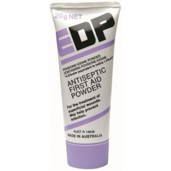 EDP Antiseptic First Aid Powder 20g