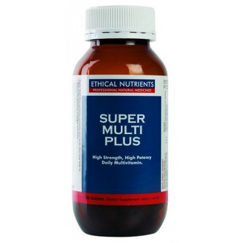 Ethical Nutrients Super Multi Plus 120 Tabs.