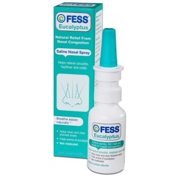 Fess Eucalyptus Nasal Spray 30ml
