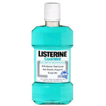 Listerine Coolmint 750Ml