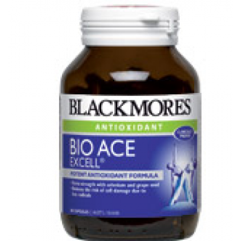Blackmores Bio Ace Excell 80 Caps
