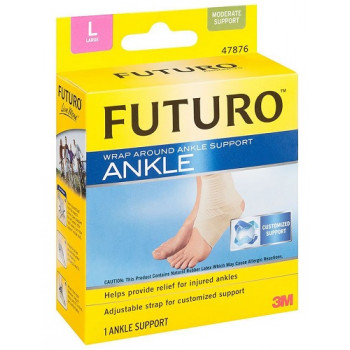 Futuro Wrap Around Ankle Support 47876- Large