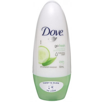 Dove Antiperspirant Roll-On Go Fresh Cucumber 50ml