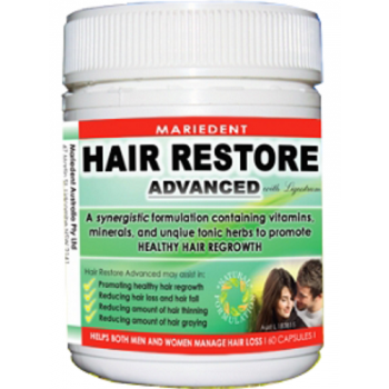 Mariedent Hair Restore Advanced 60 Capsules