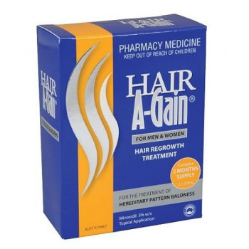 Hair A-Gain 2 X 60Ml
