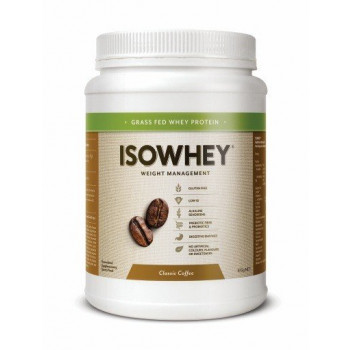 Isowhey Classic Coffee 672g (21 Serves)